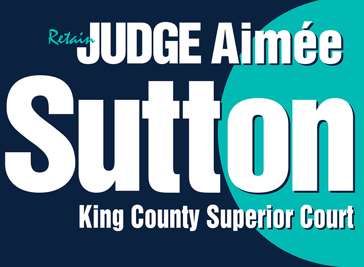 Retain Judge Aimée Sutton
